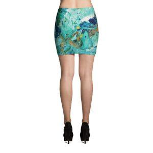 """Blue Ivy"" Mini Skirt"