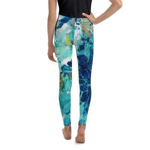 """Blue Ivy"" Youth Leggings (8-20)"