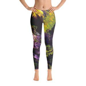 """Electric Orchid"" Leggings"