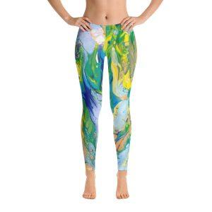 """Tropical Days"" Leggings"