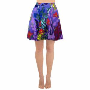 Le Jardin Skater Skirt