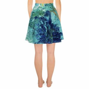 """Blue Ivy"" Skater Skirt"