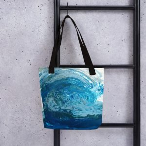 """Force of Nature"" Tote bag"
