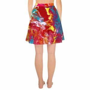 """""""Cherry Bomb"""" Skater Skirt"""