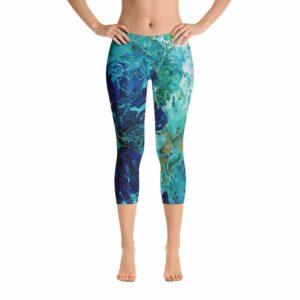 Blue Ivy Capri Leggings