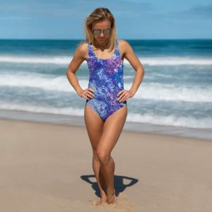 Tranquility One-Piece Swimsuit