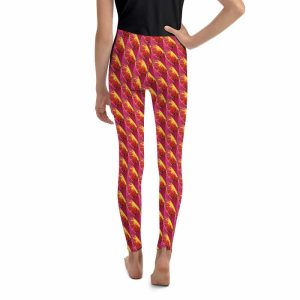 Citrus Dream Youth Leggings (8-20)