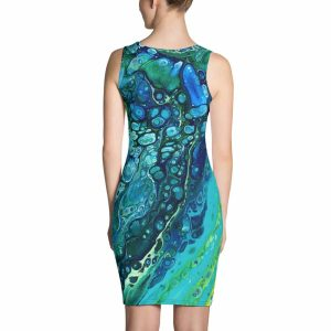 Under the Sea Bodycon Dress