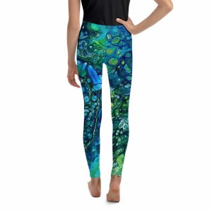 Under the Sea Youth Leggings (8-20)