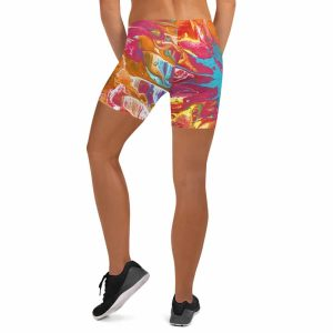 Cherry Bomb Shorts