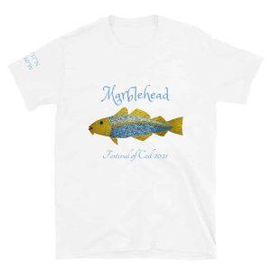 Festival of Cod 2021 Short-Sleeve Unisex T-Shirt